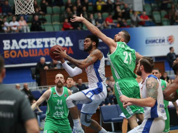 "League VTB: ""Enisey"" - ""UNICS"" 83:87"