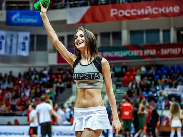 """Лига ВТБ: """"Локомотив Кубань"""" - """"Енисей"""" 77:51"""
