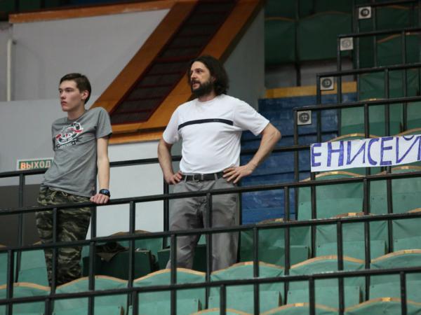 """Премьер лига: """"Енисей"""" - """"Динамо Курск"""" 44:75"""