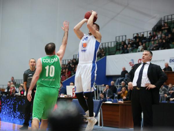 """Лига ВТБ: """"Енисей"""" - """"УНИКС"""" 83:87"""
